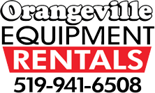Orangeville Equipment Rentals company